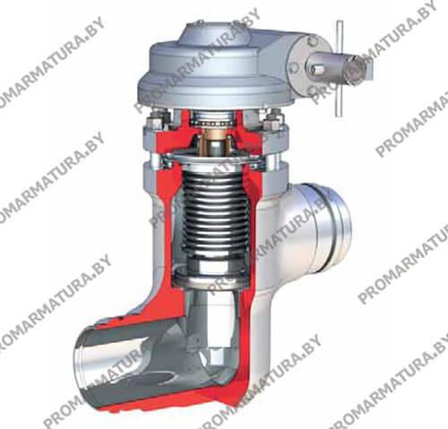 Клапан КПЛВ.491146.030-04