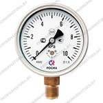 Манометр для низких давлений газов