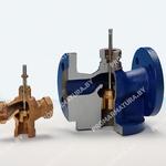 Клапаны регулирующие LDM RV 102, 103