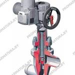 Клапан регулирующий КПЛВ 49314 для АЭС завод Сплав