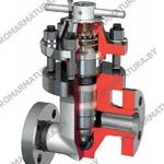 Клапан регулирующий сильфонный КПЛВ 493145