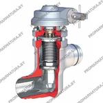 Клапан запорный на низкое давление НГ26526