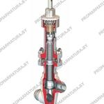 Клапан запорный на высокое давление по ТУ ТУ 3742-041-49149890-2009