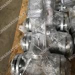 Клапаны регулирующие КПРС на складе