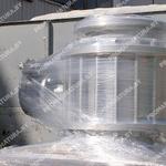 Поставка шарового крана Ду 350/300 с режуктором