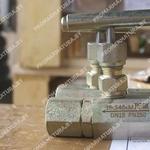 Игольчатый клапан Ду15