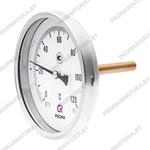Термометры общетехнические осевые