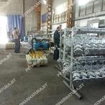Краны шаровые Breeze - сборка на заводе